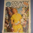 Magazine - Country Gentleman - May 1936 - Good Shape