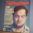 Magazine - The Rolling Stone - #431 John Belushi & Tom Wolfe