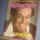 Magazine - The Rolling Stone - #418 Jack Nicholson