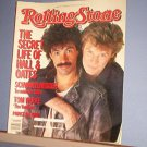 Magazine - The Rolling Stone - #439 The Secret Life of Hall & Oates