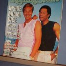 Magazine - The Rolling Stone - #444 Inside Miami Vice