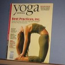 Magazine - Yoga Journal - August 2001 - Best Practices, Inc., YinYoga