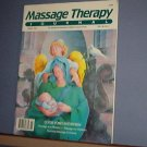 Magazine - Massage Therapy Journal - Spring 1991 Vol 30 #2