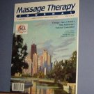Magazine - Massage Therapy Journal - Summer 1993 - Vol 32 #3, National Convention