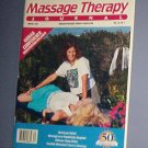 Magazine - Massage Therapy Journal - Winter 1993 Vol 32 #1 - Hurricane Relief