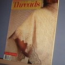 Magazine - THREADS - June/July 1986 Lace Knitting
