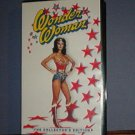 VHS - Wonder Woman - Collector's Edition - 100 min - Girl w/a Gift 4 Disaster & Man who Cld not die