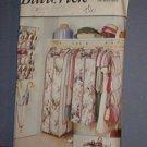Sewing Pattern 6869 Butterick Closet Accessories, storage bags, shoe bags, umbrella holder, etc
