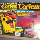 Magazine - Corvette No. 4 (1980) and Vol 3 No. 4 (1985)