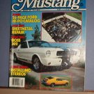 Magazine - Mustang - Hot Rod Magazine - Summer 1984