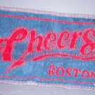 "Towel - Cheers -  TV Bar 16X 11"" - Boston - Like New"