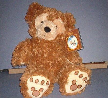 """Teddy Bear - 18"""" tall - Disney Bear with story - Cute"""