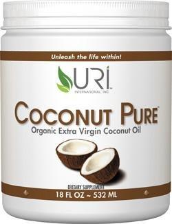COCONUT PURE� 18fl.oz