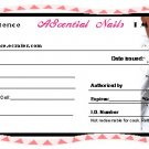 AScential Nails ManiToGo Gift Certificate!