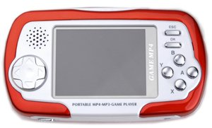 GameStage MP4 Player