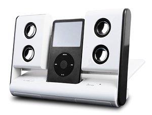 Ipod/MP3/MP4 Mini Entertainment Center