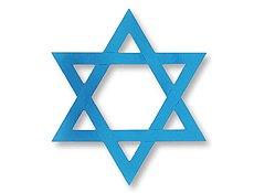 Foil Star Of David