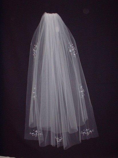 Bridal Veil 182  White