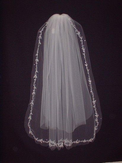 Bridal Veil 187  White