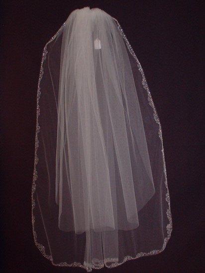 Bridal Veil 188  White