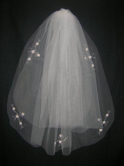 Bridal Veil 191 Ivory