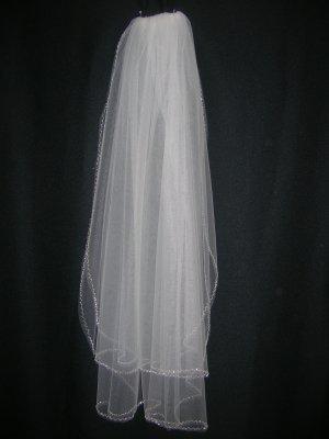Bridal Veil 195 Ivory