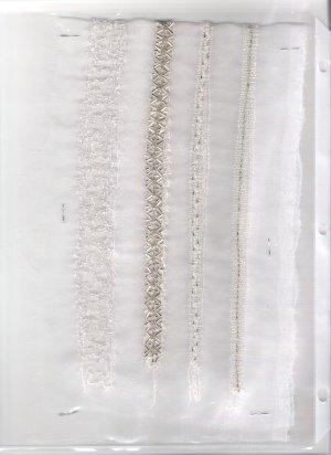 Crochet bead work