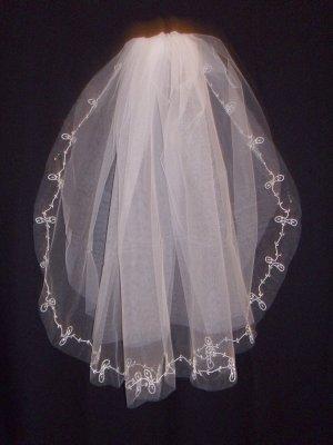 Veil Style #211 Ivory