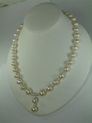 Fresh Water Pearl Necklace Set RB794
