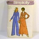 Unlined Jacket Skirt Pants Simplicity Sewing Pattern 5866 Sz 16 Miss Uncut