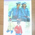 "How to Sew Everybody Jacket Simplicity Pattern 7253 Sz Med 35"" Uncut"