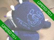 Trexi Hell Hound Original Plush (Signed)