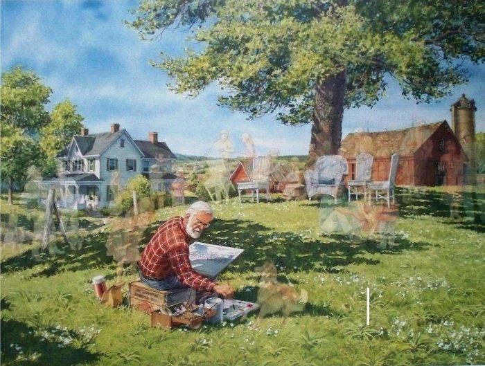 A Painter's Memories (CE)