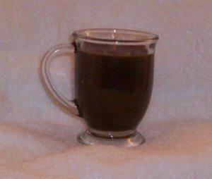 Mini Coffee Cup Candle