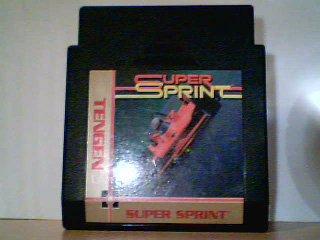 Super Sprint (Tengen)