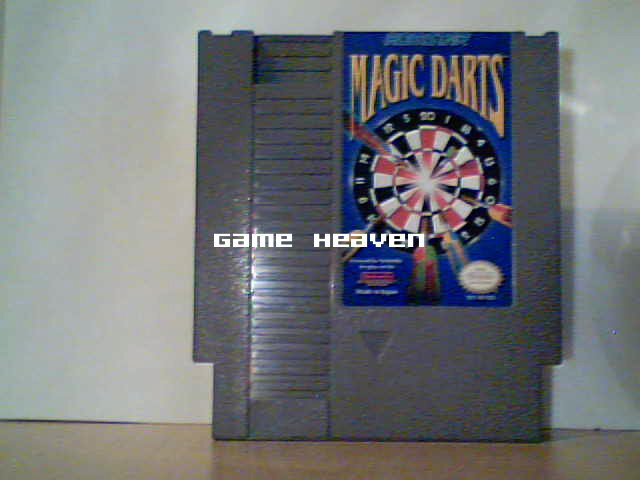 Magic Darts