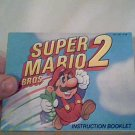 Super Mario Bros. 2 Instruction Manual