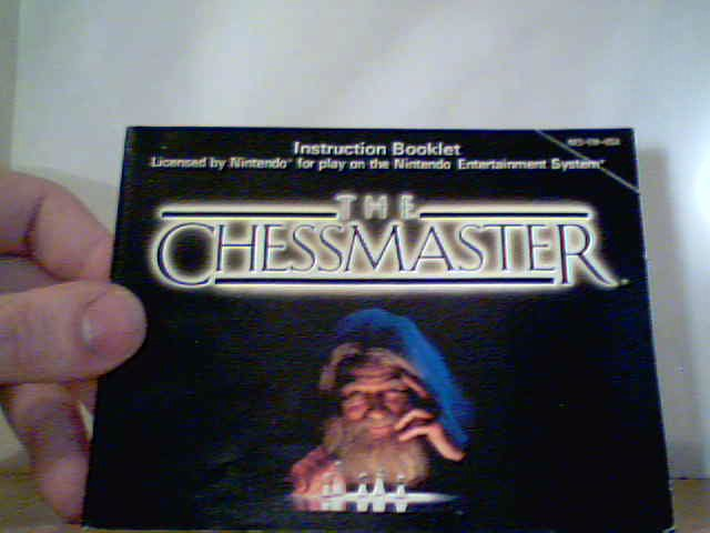 The Chess Master - Instruction Manual