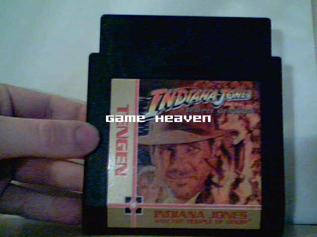 Indiana Jones and the Temple of Doom (Tengen)