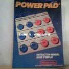 Power Pad Instruction Manual