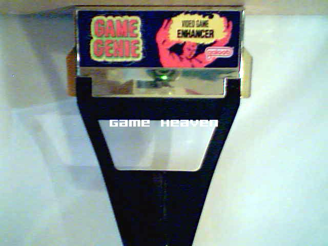 Game Genie - Gold