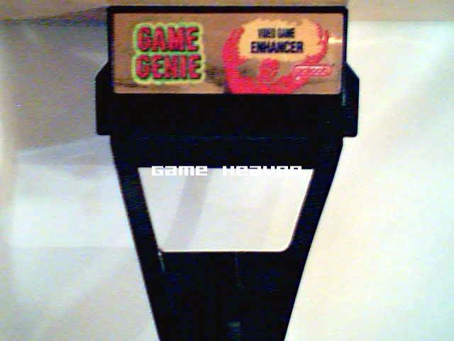 Game Genie - Black