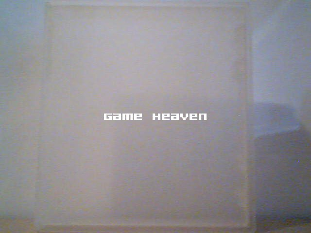 Clear Plastic NES Game Case