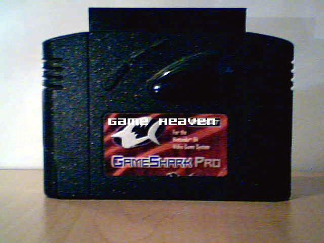 Game Shark Pro - N64