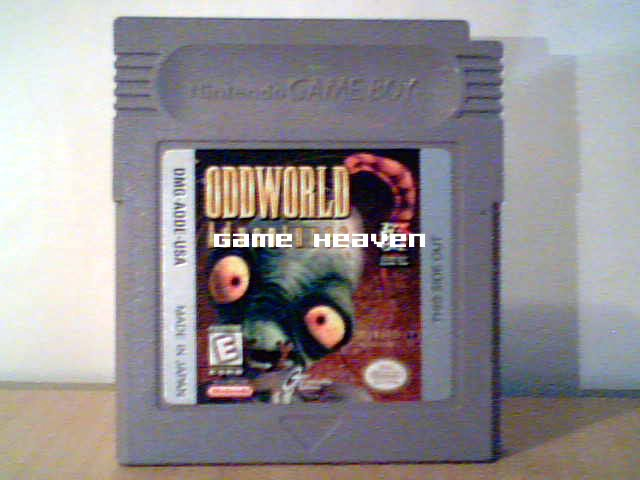 Oddworld Adventures (Game Boy)