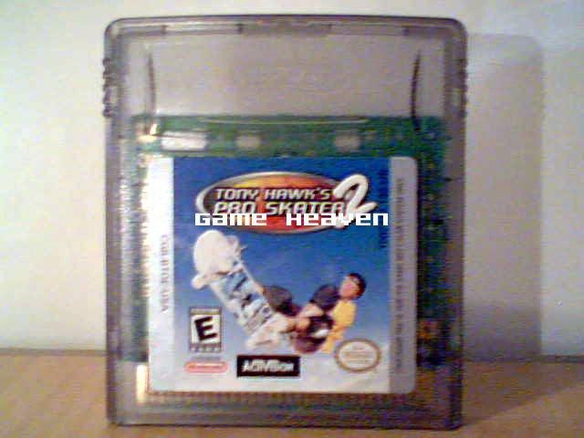 Tony Hawk Pro Skater 2 (Game Boy Color)