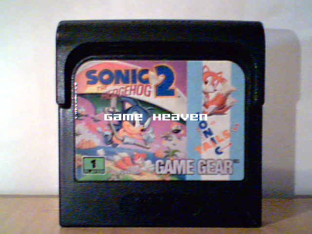 Sonic The Hedgehog 2: Sonic & Tails