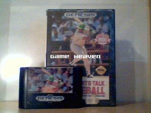 Sports Talk Baseball - With Box