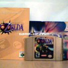 The Legend of Zelda: Majora's Mask Collector's Edition - Complete