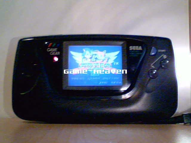 Sega Game Gear System